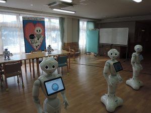 介護ロボット見学ツアーに行ってきました