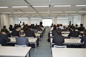2月22日食部会主催「講演会・セミナー・会員企業プレゼン」開催