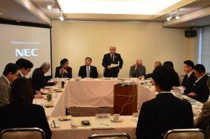 【終了】2月27日(月)サービス・交流部会公開会議、新春講演会を開催しました