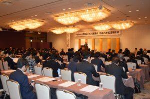 平成29年度定時総会・講演会を開催しました