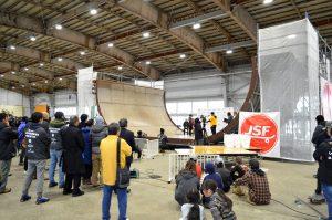 (一社)健康ビジネス協議会 会員プレゼンツ スケートボードバーチカル大会を開催しました