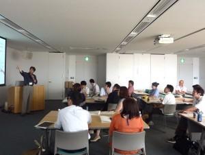 平成25年度 健康ビジネス人財育成塾を開講しました!
