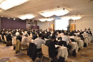 平成26年度定時総会・講演会が開催されました