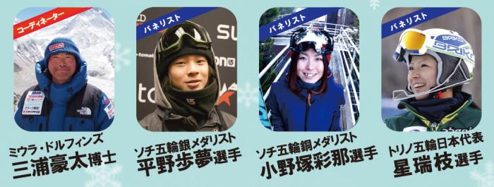 新潟ウインタースポーツサポートシステム構築会議inうおぬま会議2014