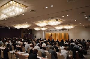 平成28年度定時総会・講演会を開催しました