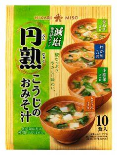 20180704-36 円熟こうじのおみそ汁減塩10食
