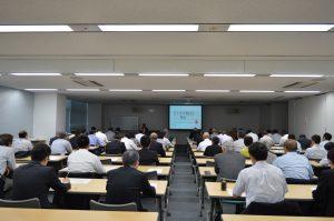 【終了】野地秩嘉氏講演会「トヨタの強さに学ぶ」を開催しました!