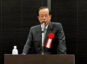 【うおぬま会議】第91代内閣総理大臣 福田康夫氏による講演会が開催されました